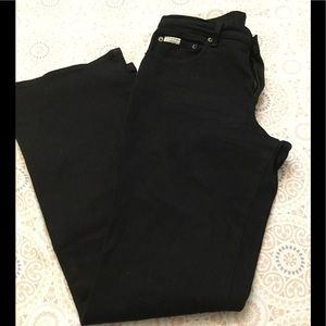 Baby Phat Black Wide Leg Jeans Sz.11